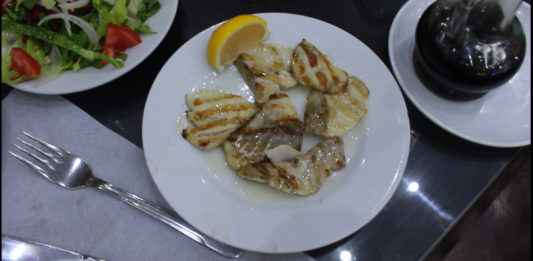 Tabaklar Fish Restaurant