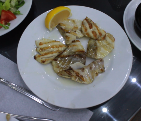 Tabaklar Fish Restaurant